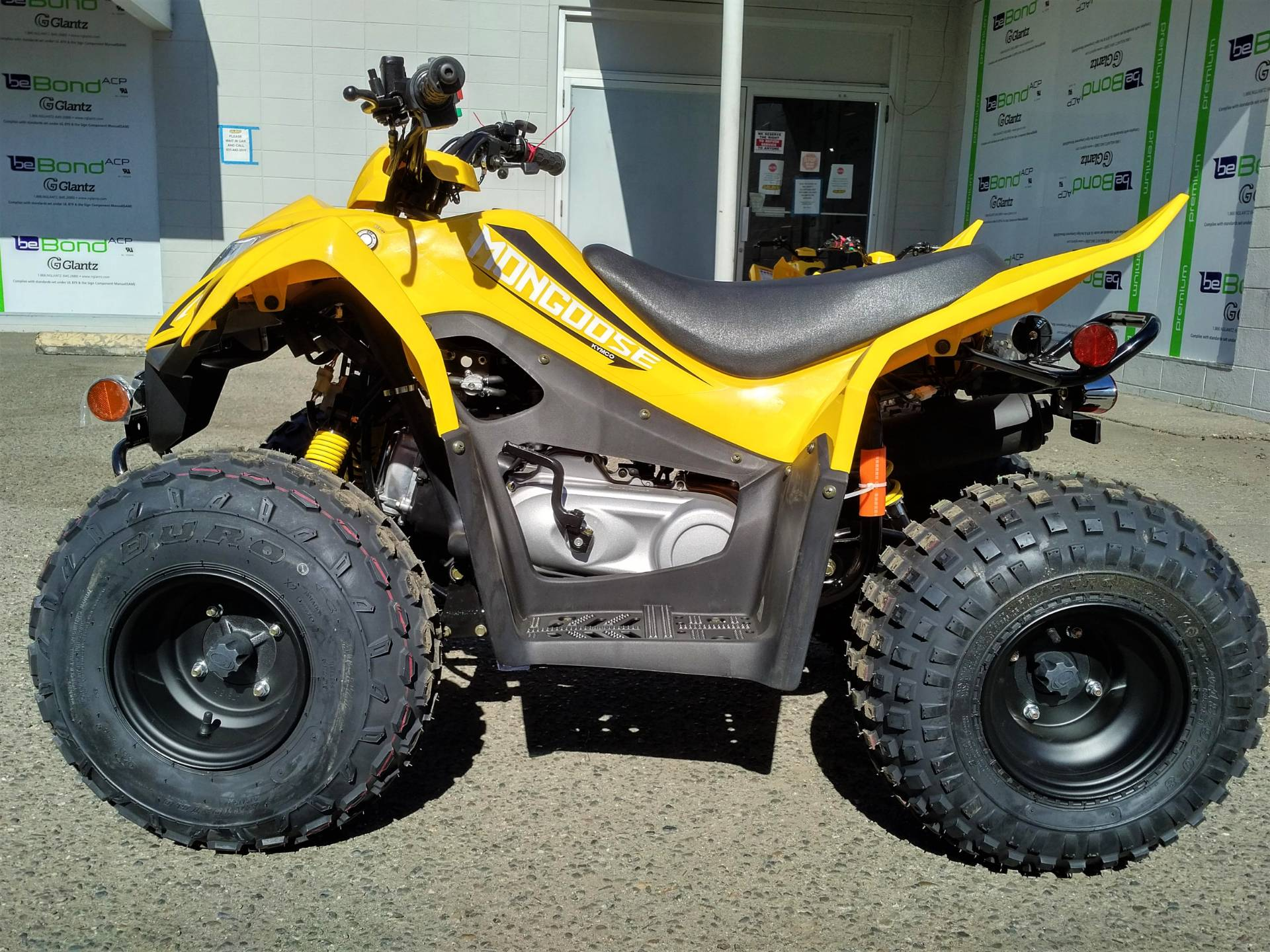 2021 Kymco MONGOOSE 90S in Salinas, California - Photo 3