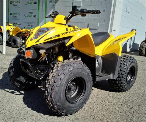 2021 Kymco MONGOOSE 90S in Salinas, California - Photo 4