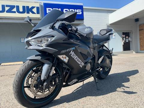 2019 Kawasaki Ninja ZX-6R in Salinas, California - Photo 6