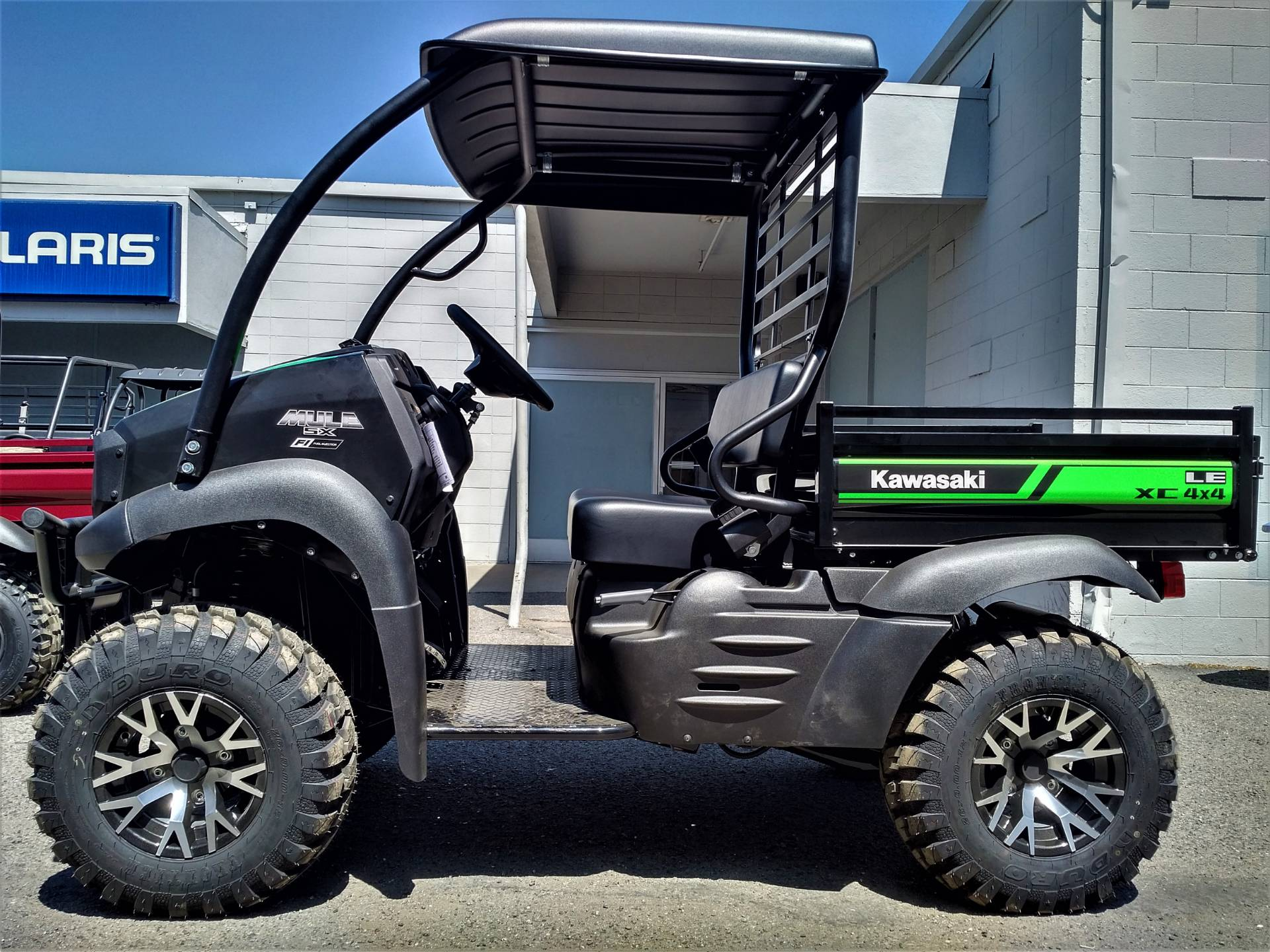 2019 Kawasaki Mule SX 4x4 XC LE FI in Salinas, California - Photo 3