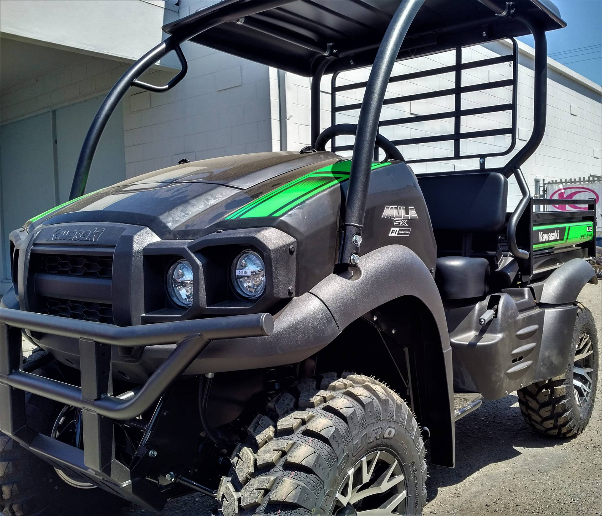 2019 Kawasaki Mule SX 4x4 XC LE FI in Salinas, California - Photo 7