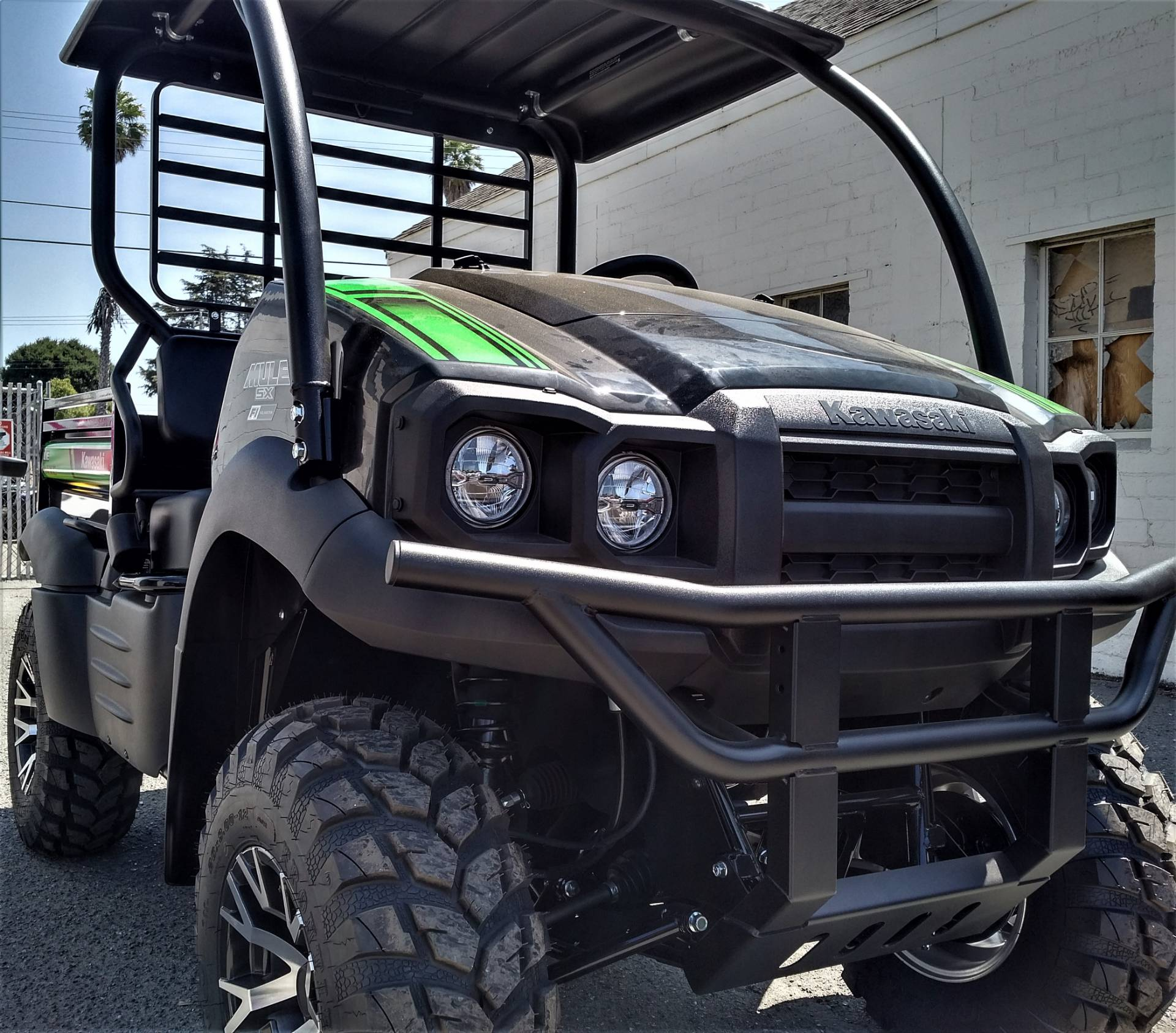 2019 Kawasaki Mule SX 4x4 XC LE FI in Salinas, California - Photo 5