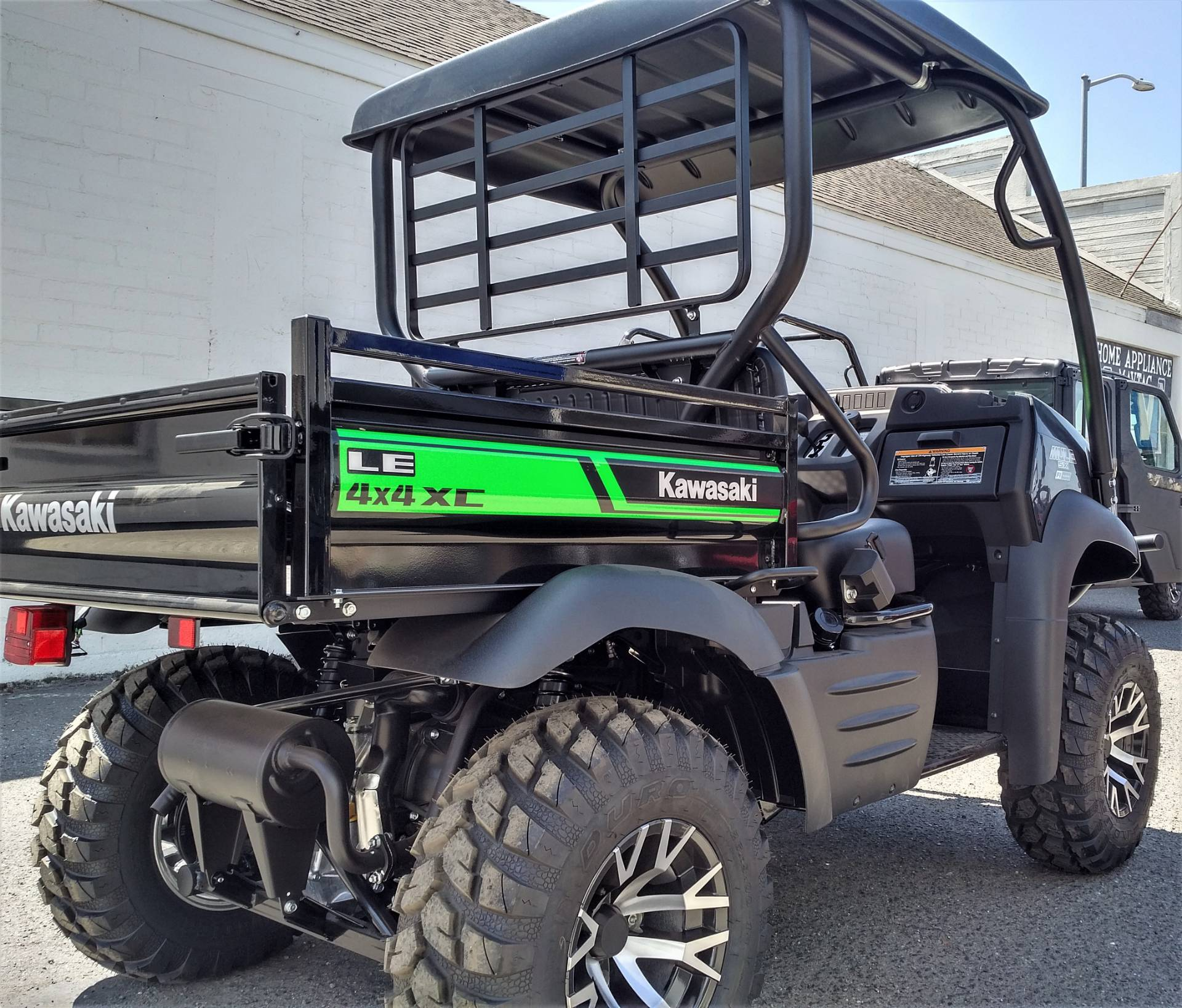 2019 Kawasaki Mule SX 4x4 XC LE FI in Salinas, California - Photo 8