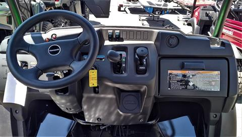 2019 Kawasaki Mule SX 4x4 XC LE FI in Salinas, California - Photo 10