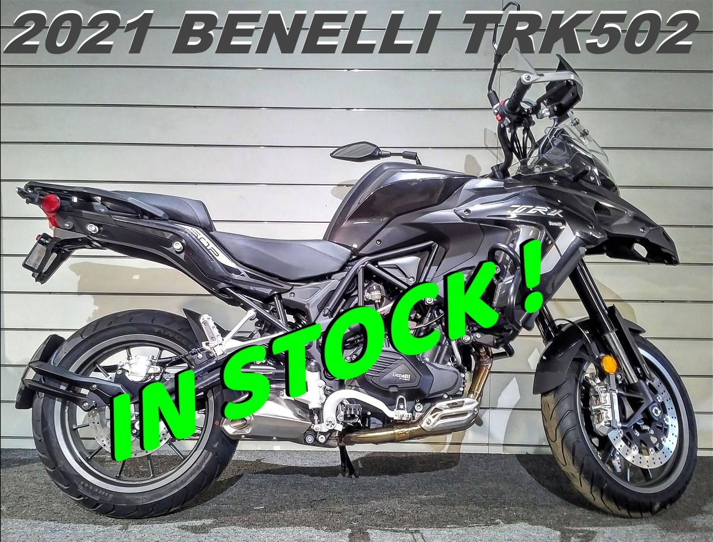 2021 Benelli TRK502 in Salinas, California - Photo 1