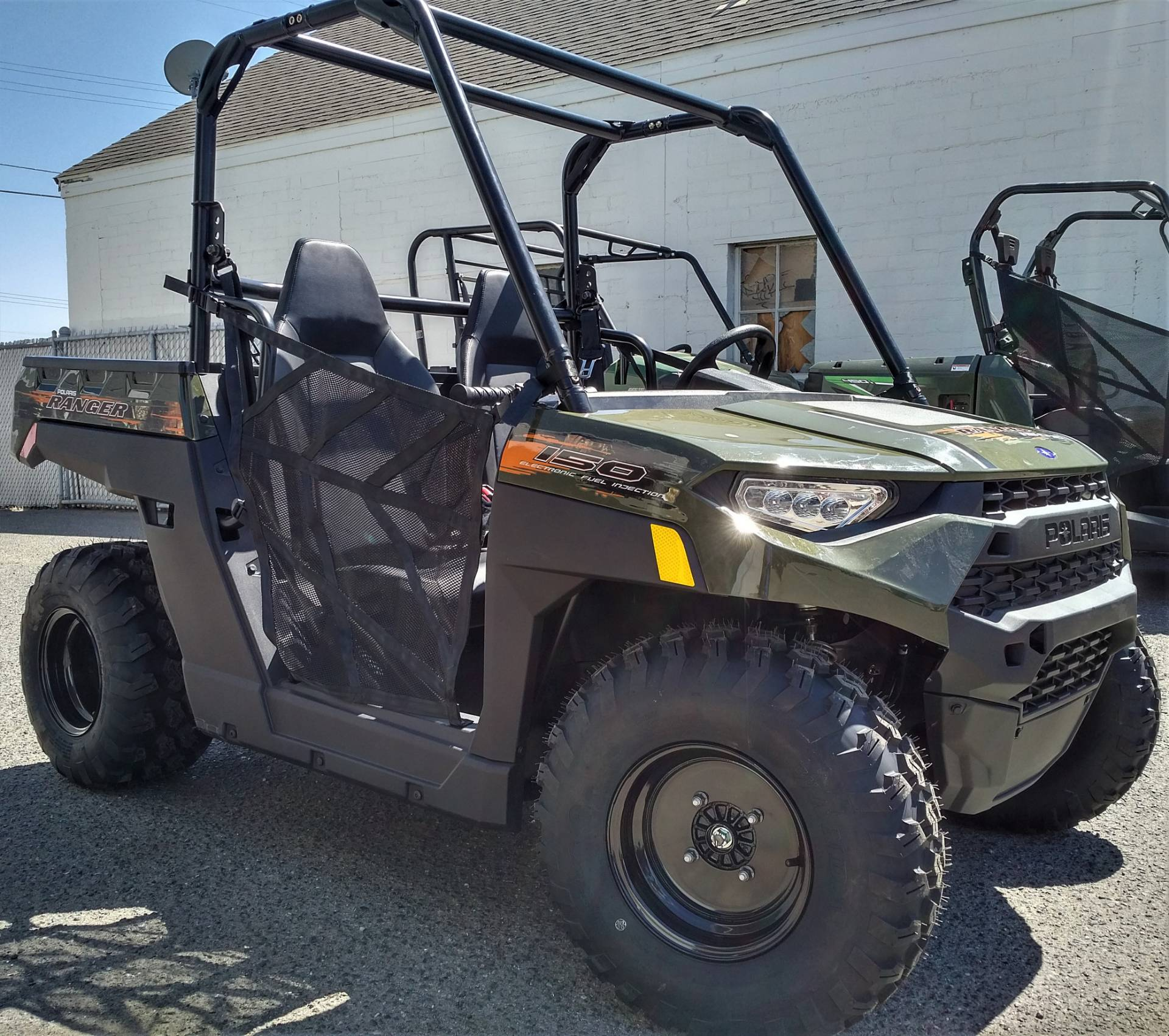 2019 Polaris Ranger 150 EFI in Salinas, California - Photo 4