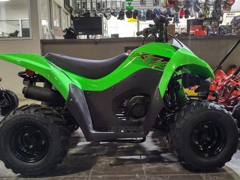 2020 Kawasaki KFX 50 in Salinas, California