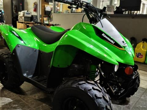 2020 Kawasaki KFX 50 in Salinas, California - Photo 4