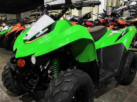 2020 Kawasaki KFX 50 in Salinas, California - Photo 6