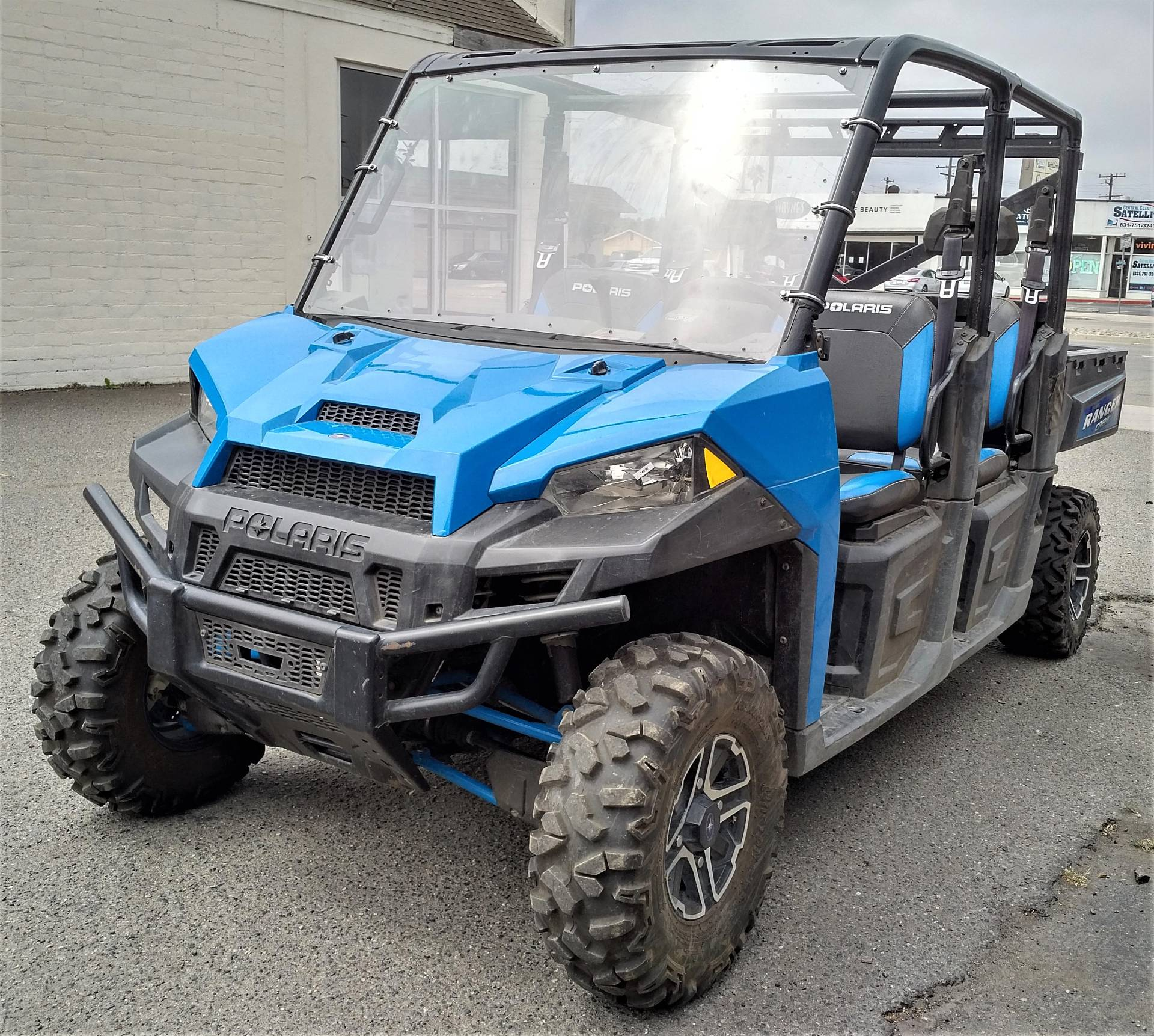 2016 Polaris Ranger Crew XP 900-6 EPS in Salinas, California - Photo 6