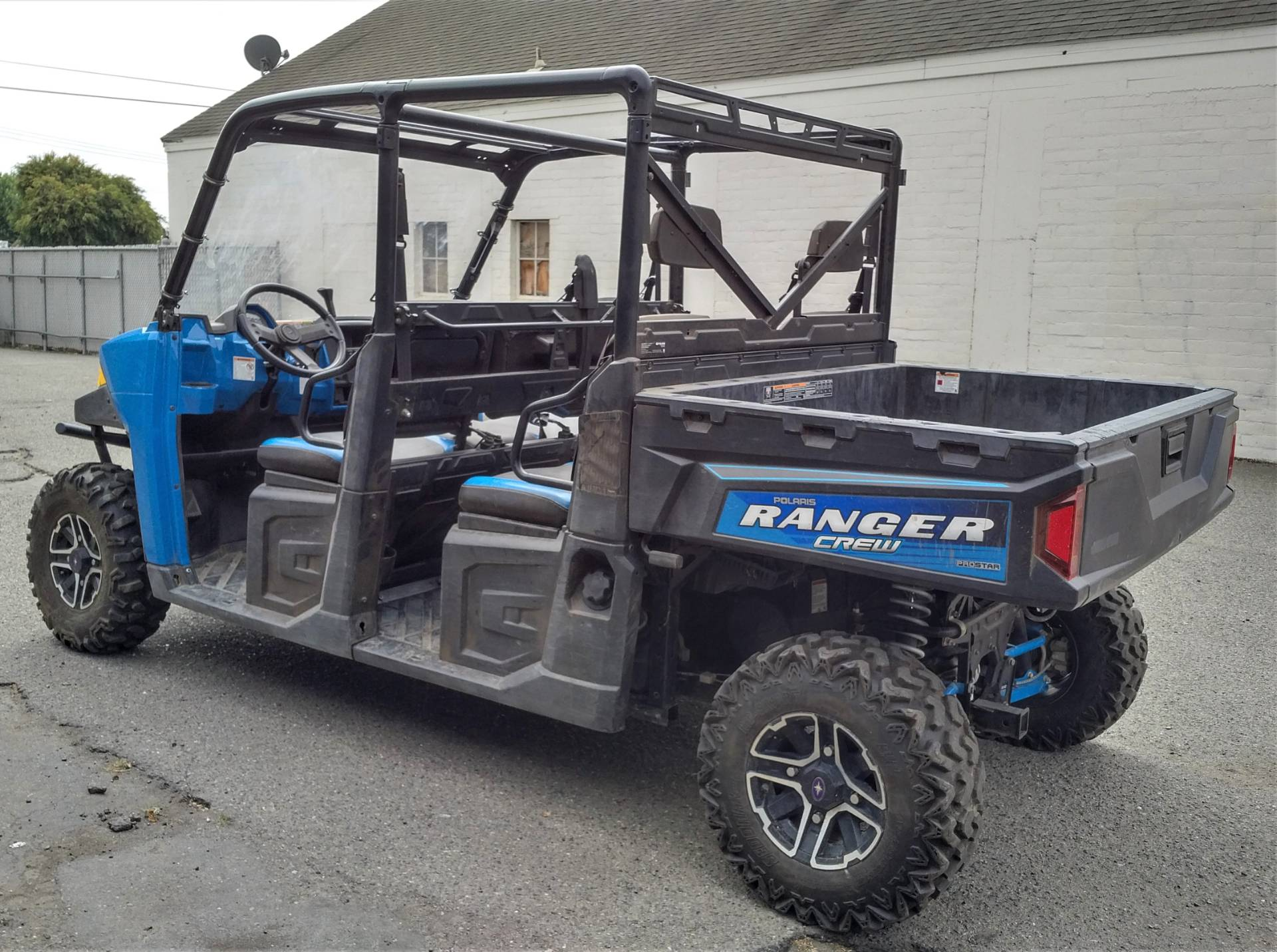 2016 Polaris Ranger Crew XP 900-6 EPS in Salinas, California - Photo 7