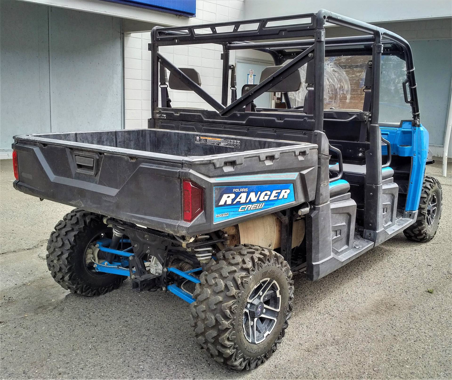 2016 Polaris Ranger Crew XP 900-6 EPS in Salinas, California - Photo 9