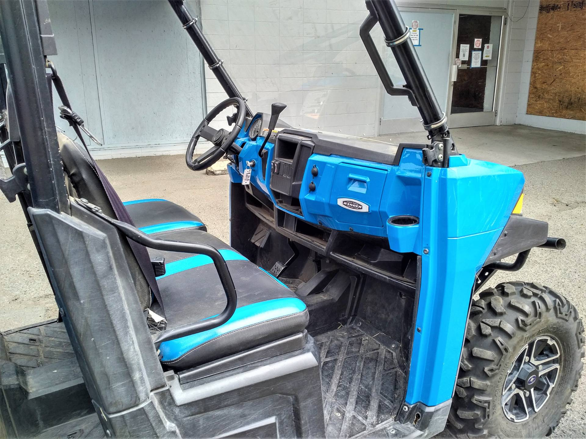 2016 Polaris Ranger Crew XP 900-6 EPS in Salinas, California - Photo 14