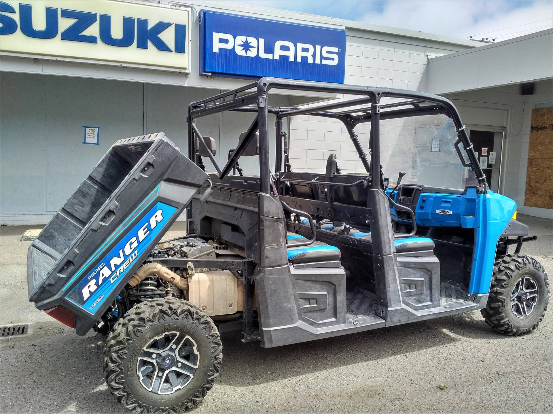 2016 Polaris Ranger Crew XP 900-6 EPS in Salinas, California - Photo 18