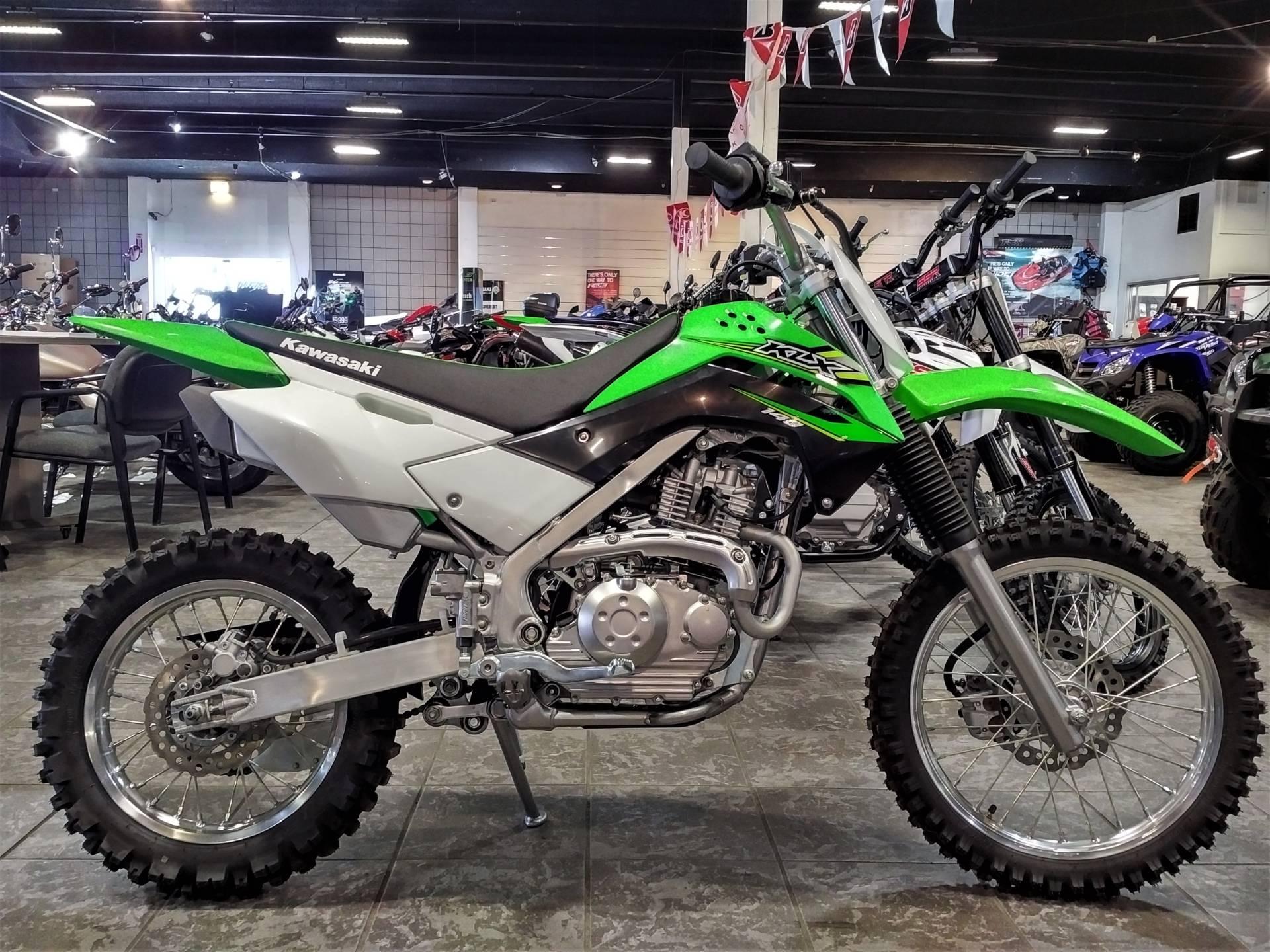 2017 Kawasaki Klx140 In Salinas California