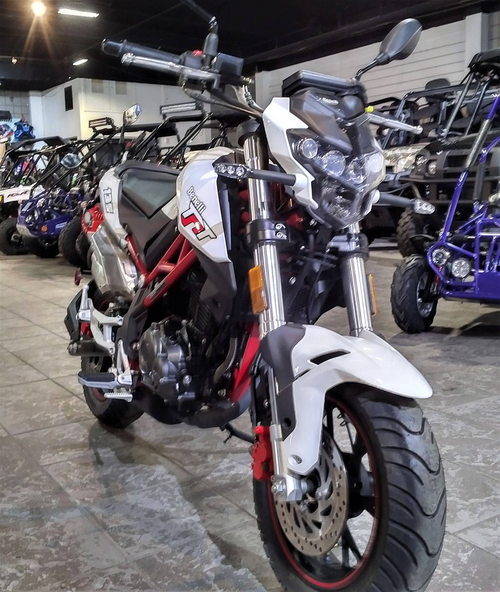 2018 Benelli TNT135 in Salinas, California - Photo 4