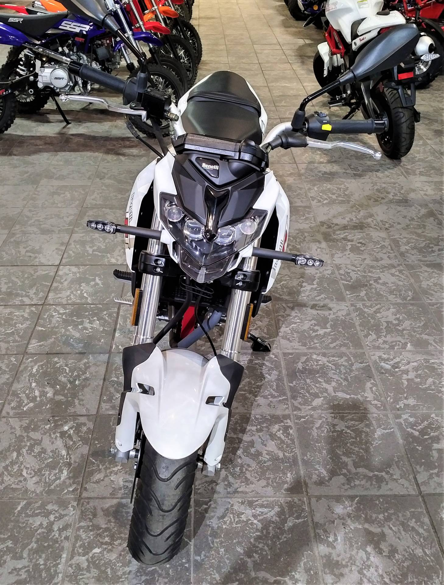 2018 Benelli TNT135 in Salinas, California - Photo 5