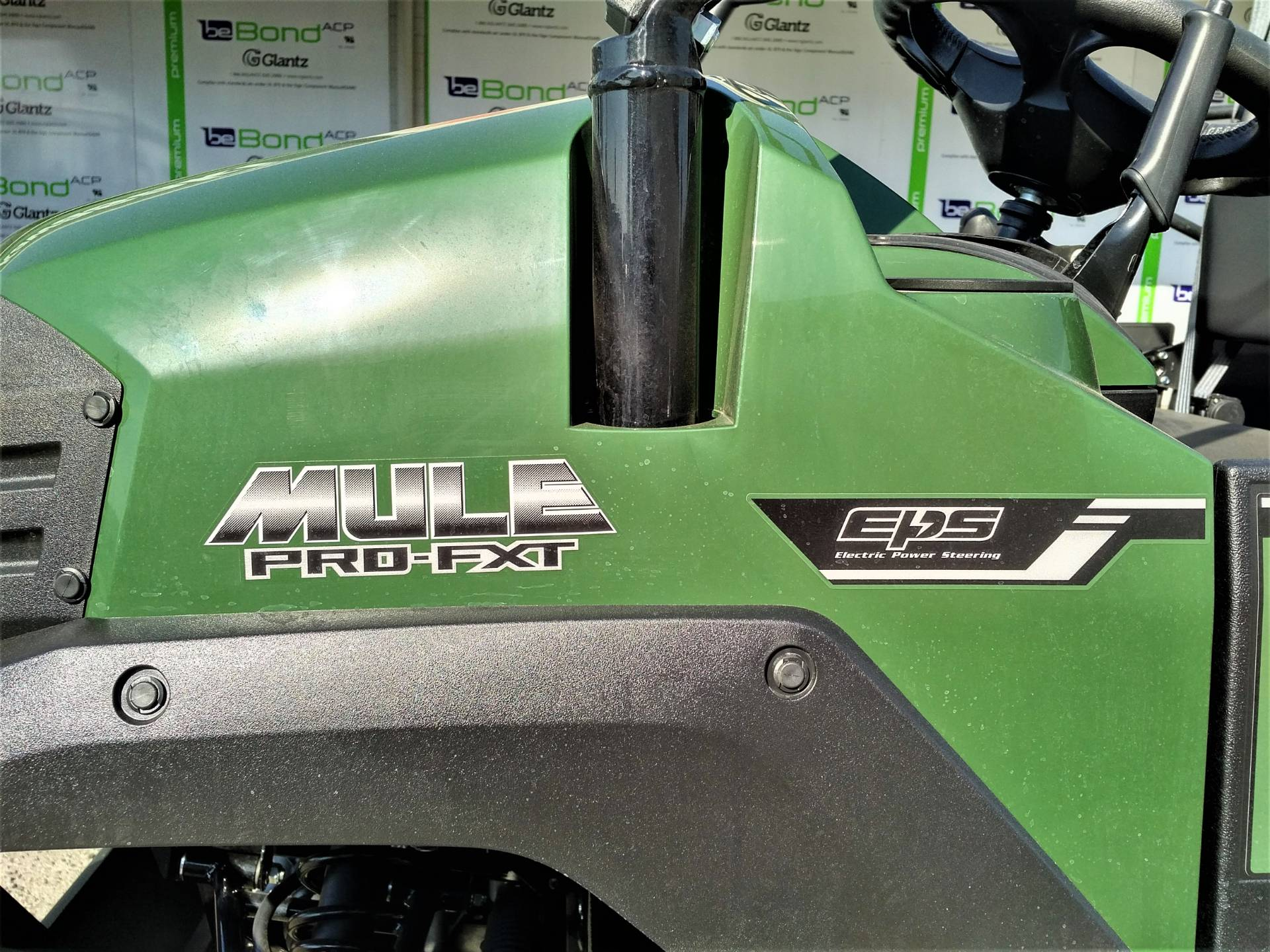 2021 Kawasaki Mule PRO-FXT EPS in Salinas, California - Photo 11