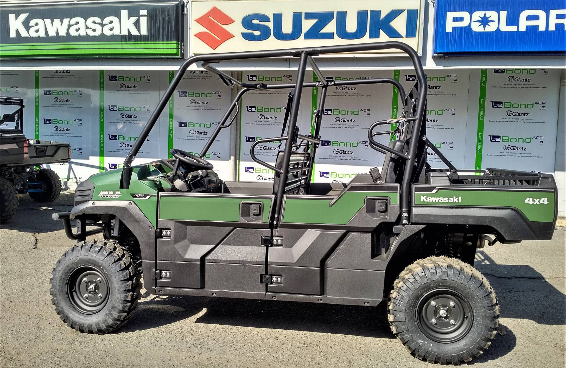 2021 Kawasaki Mule PRO-FXT EPS in Salinas, California - Photo 10