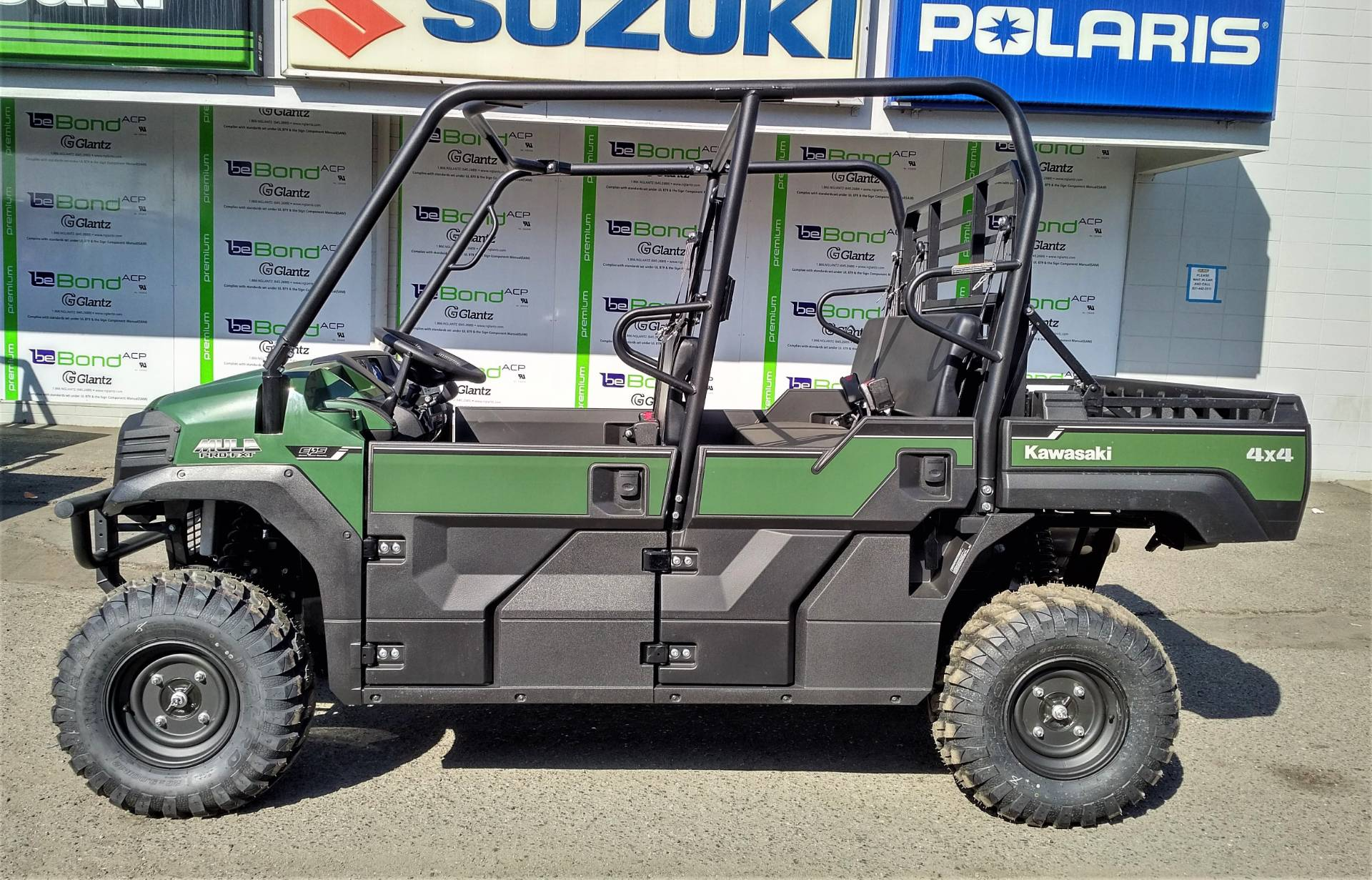 2021 Kawasaki Mule PRO-FXT EPS in Salinas, California - Photo 3