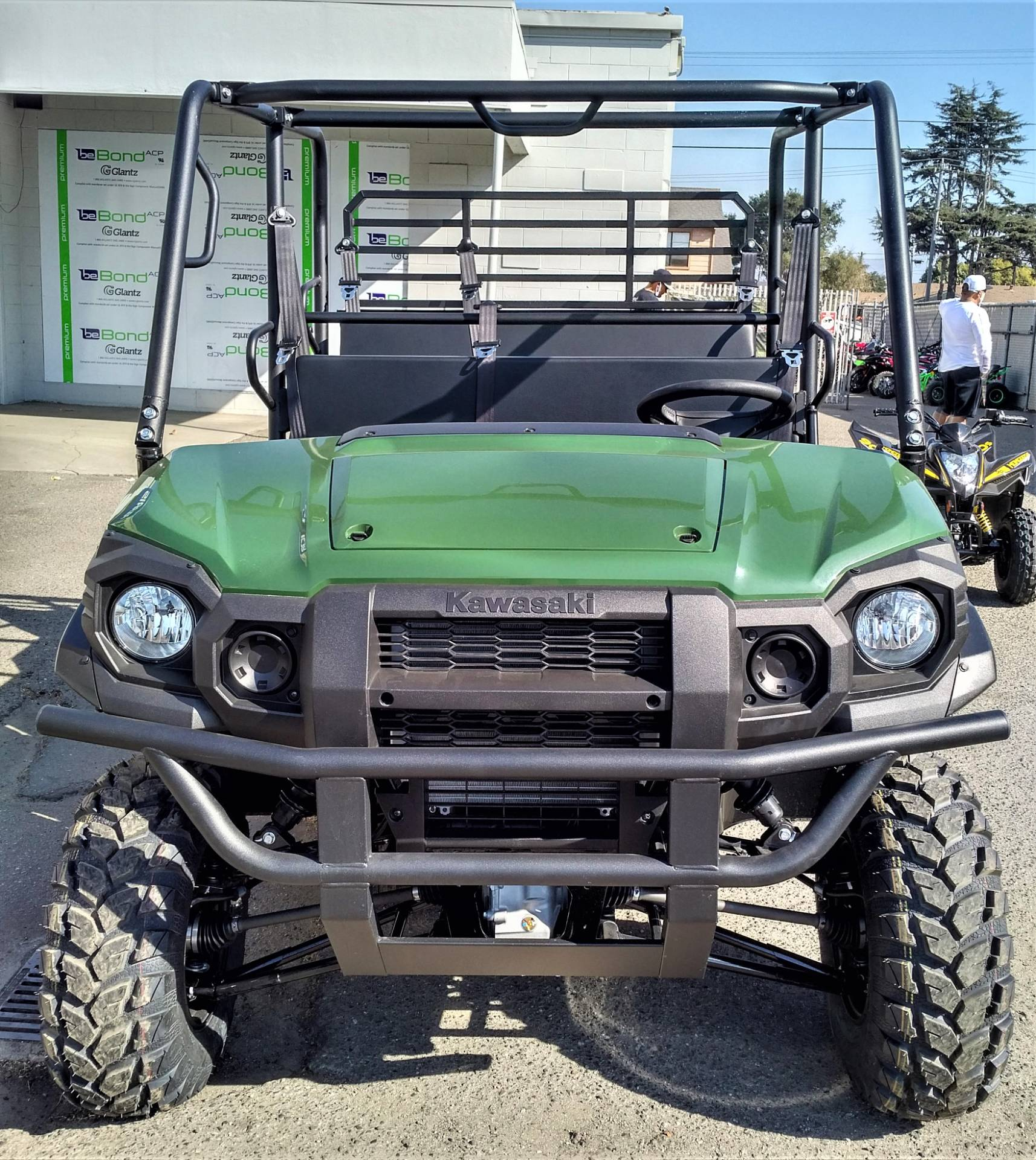 2021 Kawasaki Mule PRO-FXT EPS in Salinas, California - Photo 5