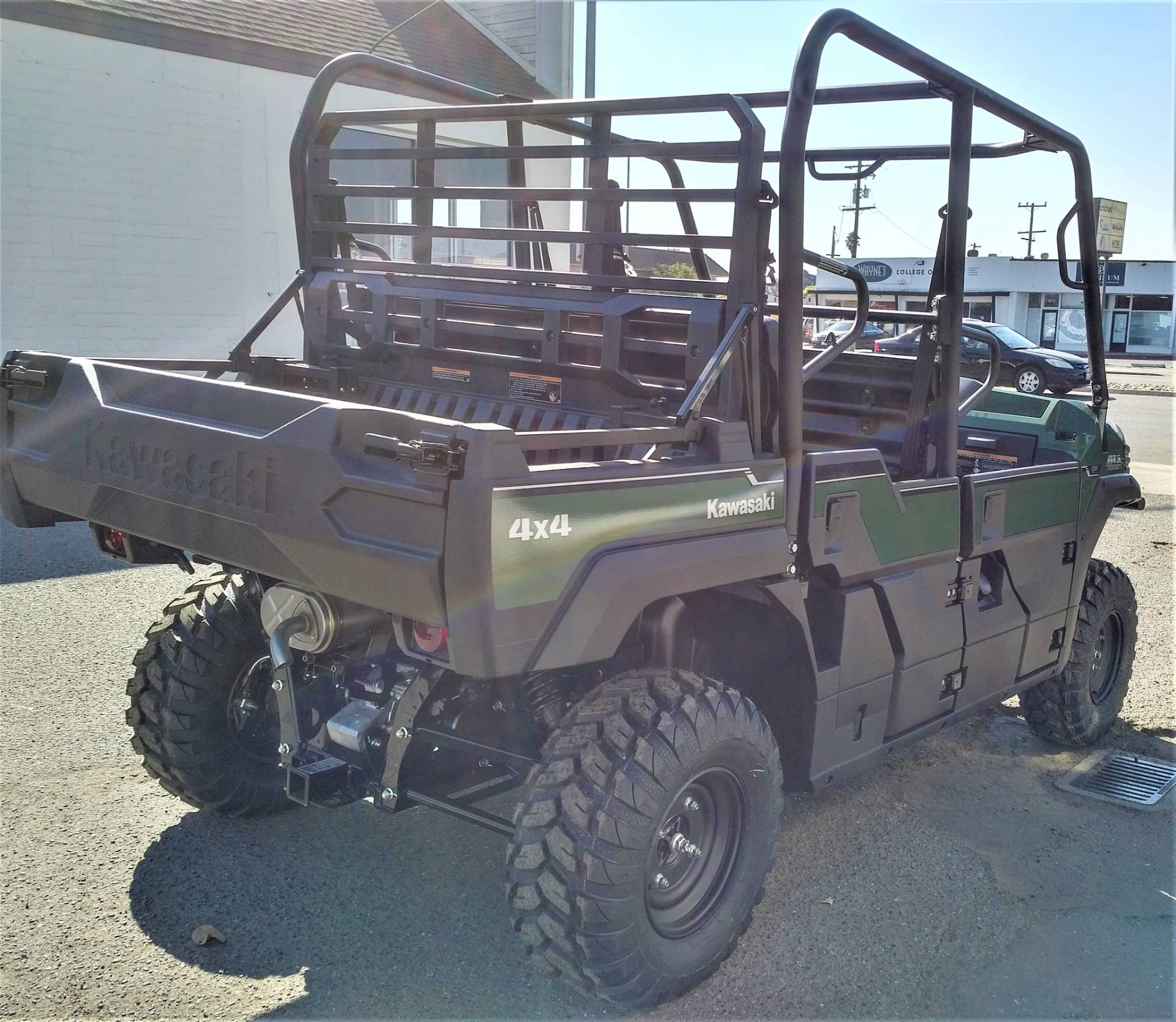 2021 Kawasaki Mule PRO-FXT EPS in Salinas, California - Photo 9