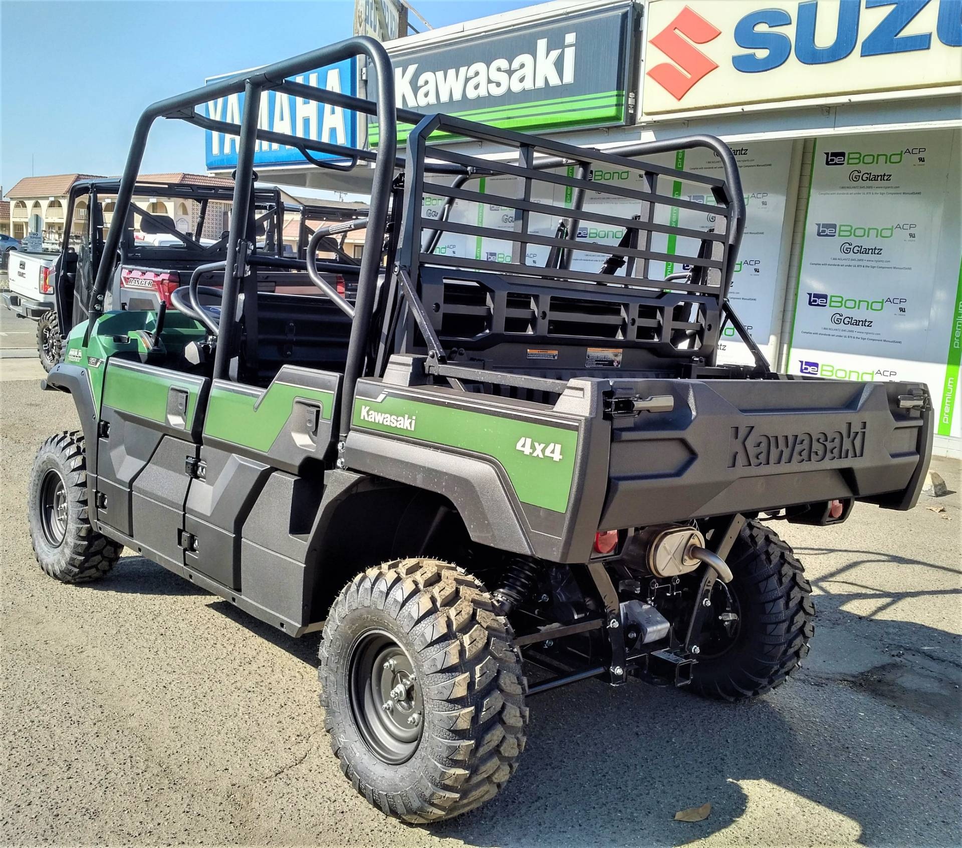 2021 Kawasaki Mule PRO-FXT EPS in Salinas, California - Photo 7