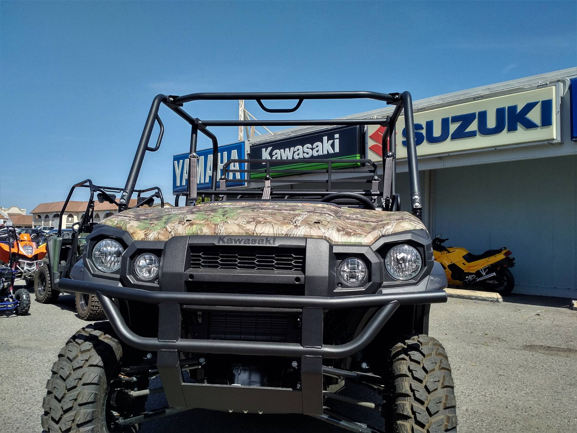 2019 Kawasaki Mule PRO-FXT EPS Camo in Salinas, California - Photo 7