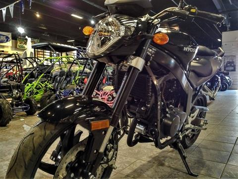 2016 Hyosung GT250 in Salinas, California - Photo 6