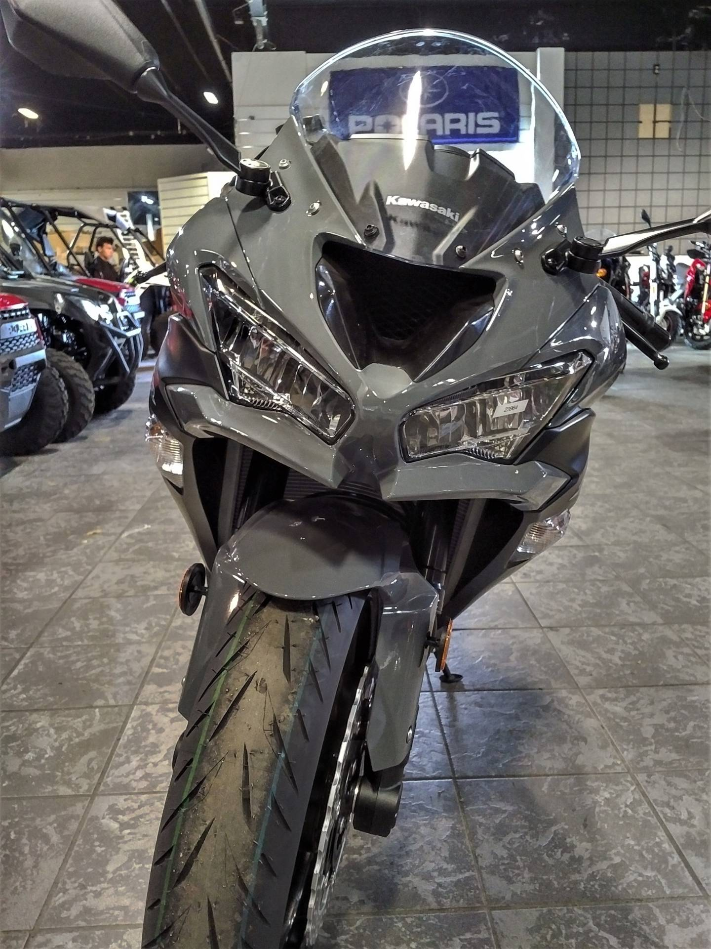 2019 Kawasaki NINJA® ZX™-6R ABS in Salinas, California