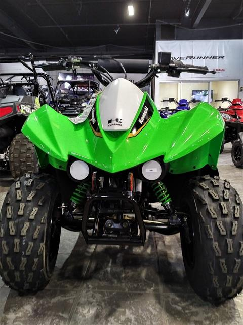 2020 Kawasaki KFX 90 in Salinas, California - Photo 5