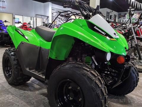 2020 Kawasaki KFX 90 in Salinas, California - Photo 6