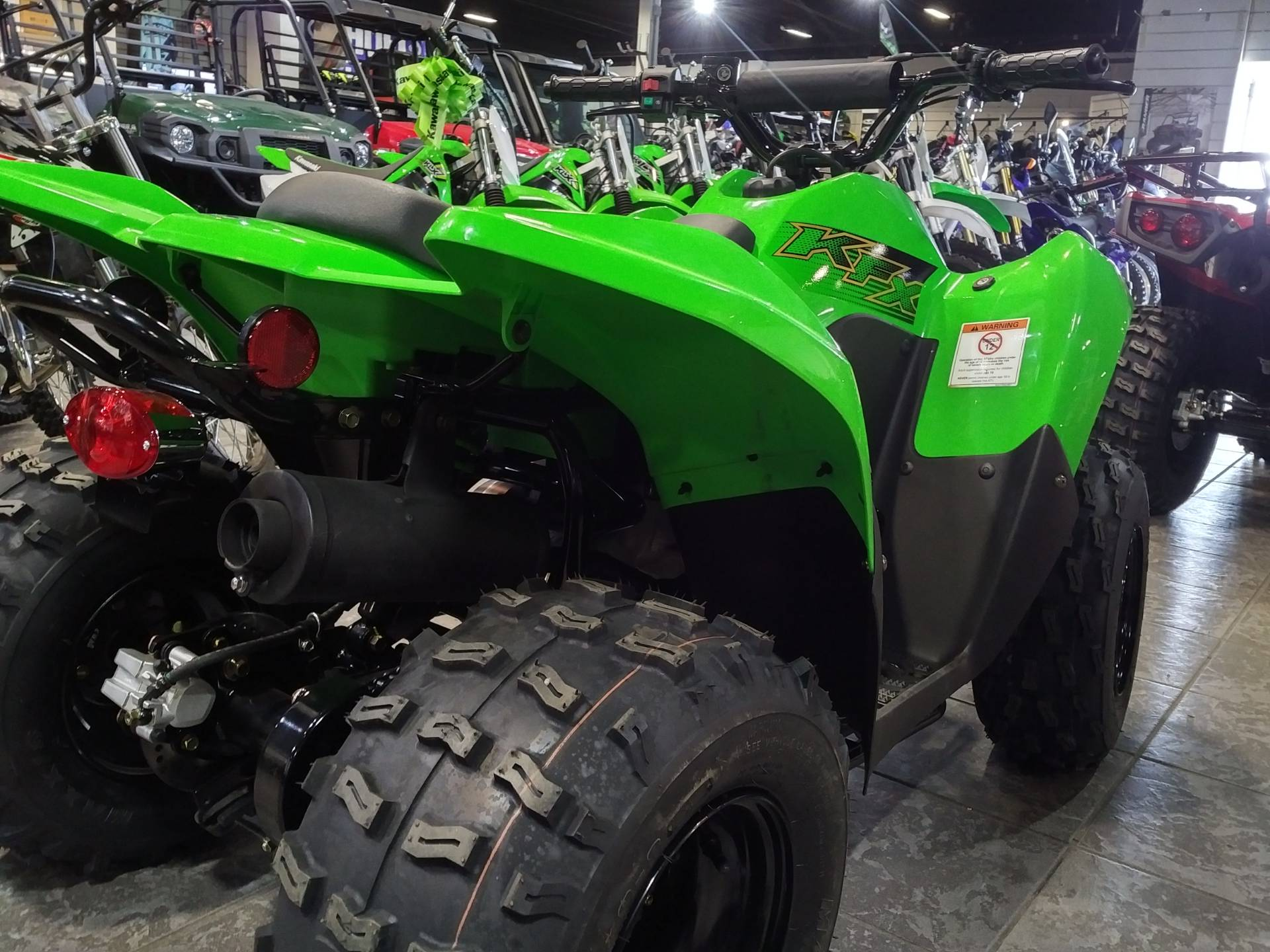 2020 Kawasaki KFX 90 in Salinas, California - Photo 7
