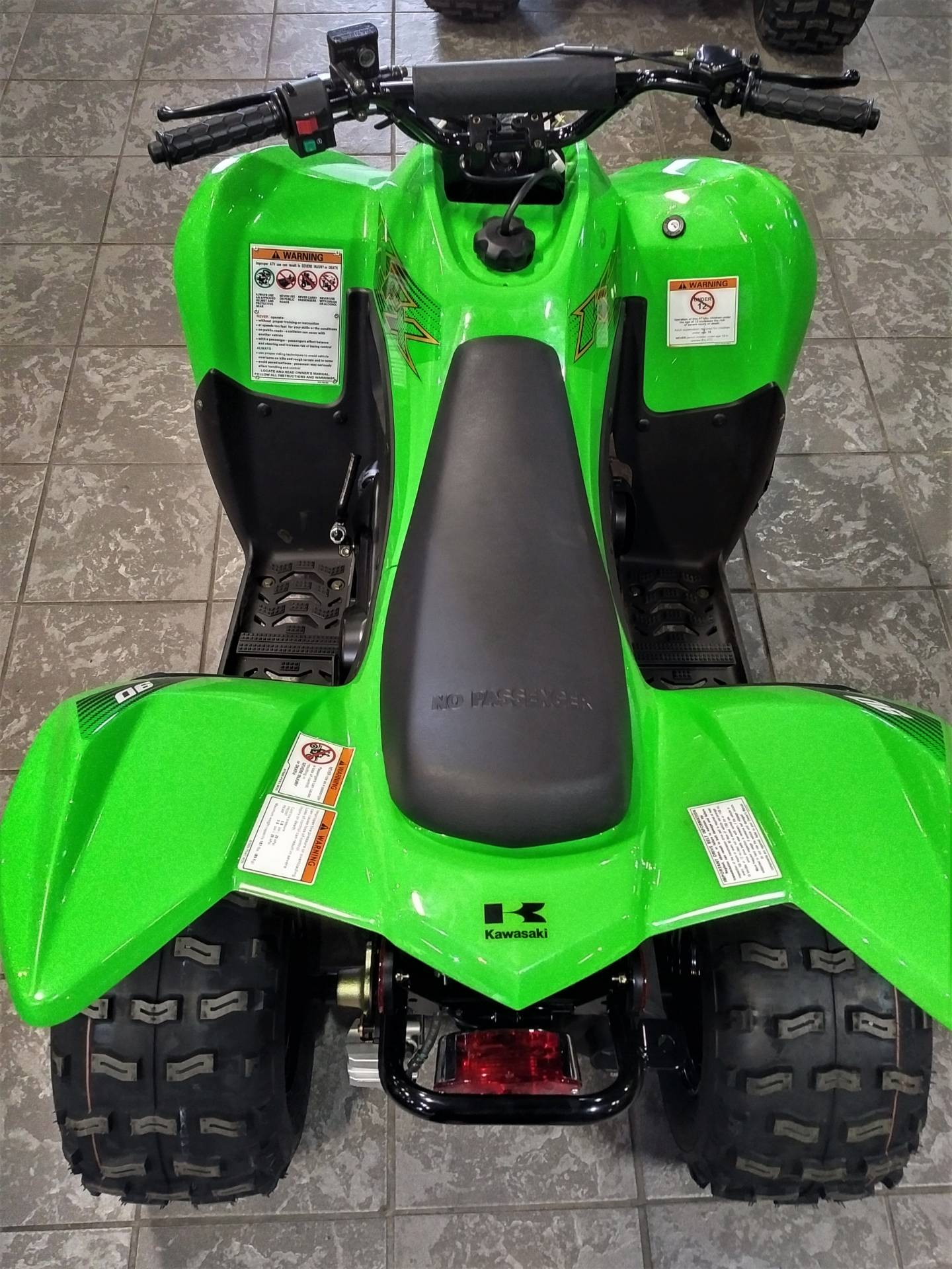 2020 Kawasaki KFX 90 in Salinas, California - Photo 10