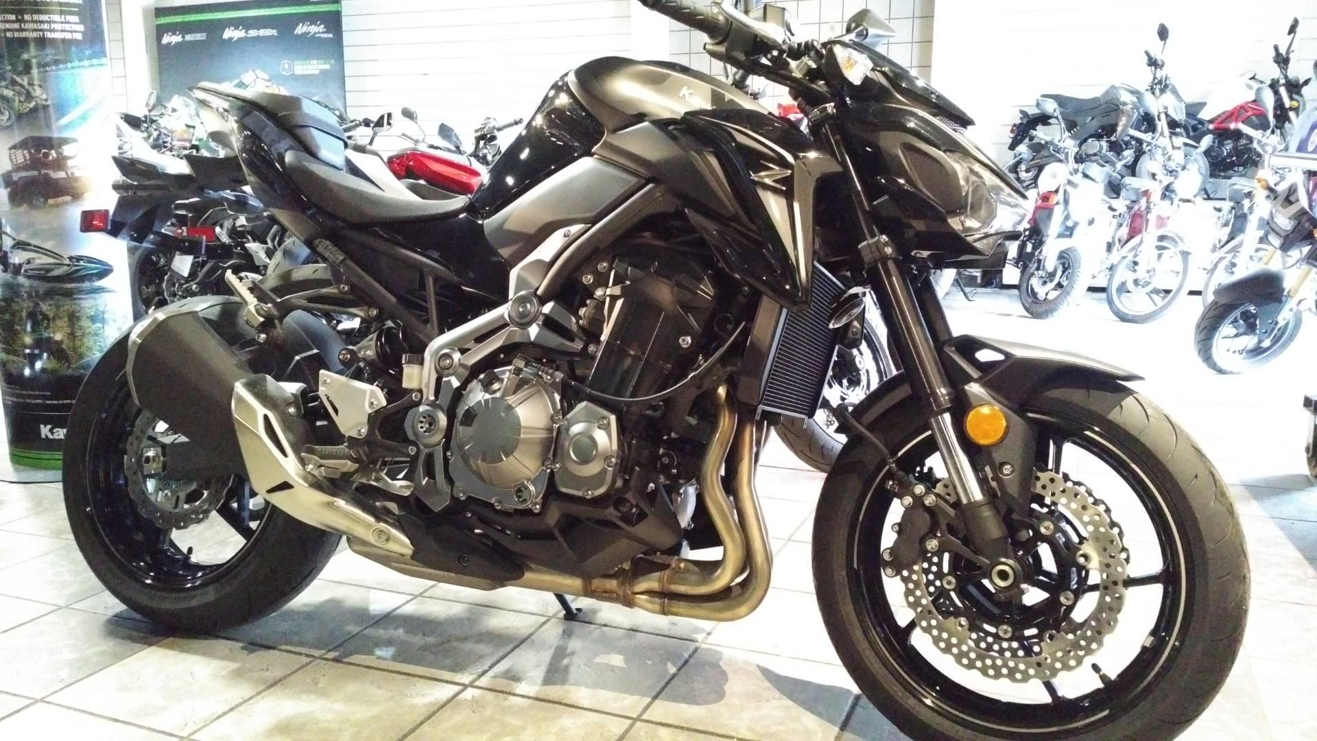 2017 Kawasaki Z900 for sale 136014