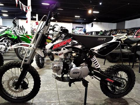 2018 SSR Motorsports SR125 Semi in Salinas, California