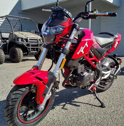 2020 Benelli TNT135 in Salinas, California - Photo 4
