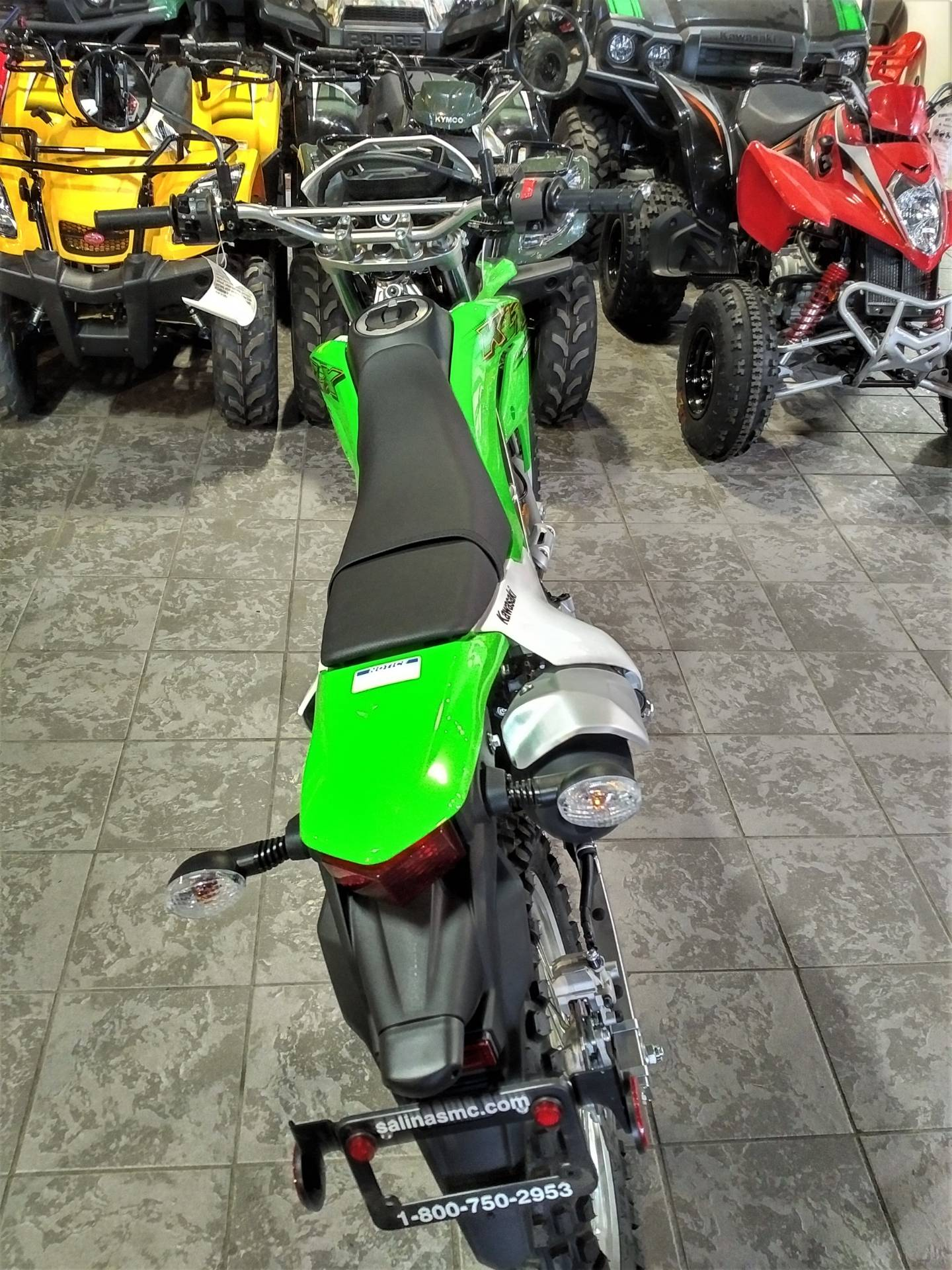 2020 Kawasaki KLX 230 in Salinas, California - Photo 5