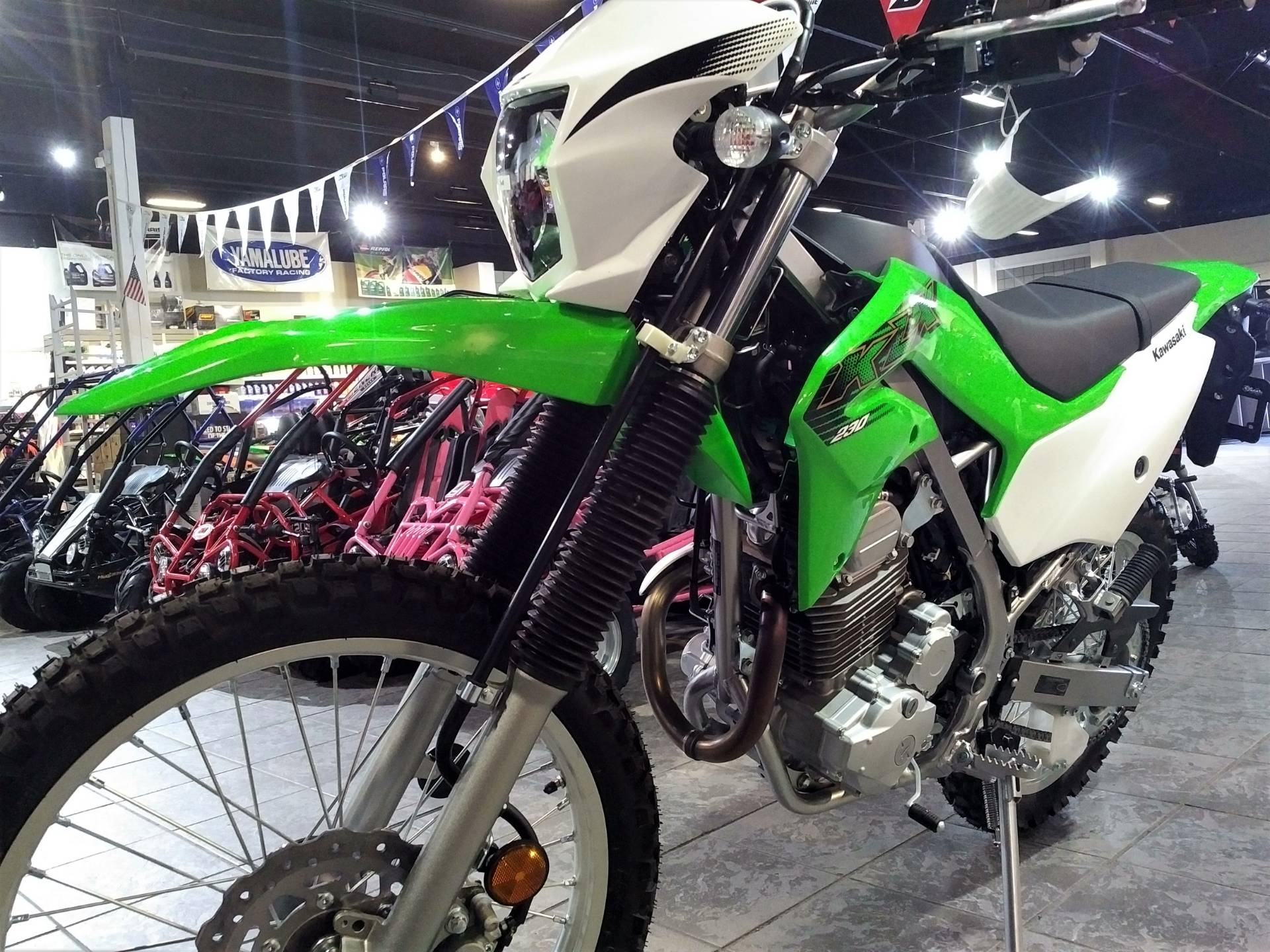 2020 Kawasaki KLX 230 in Salinas, California - Photo 8