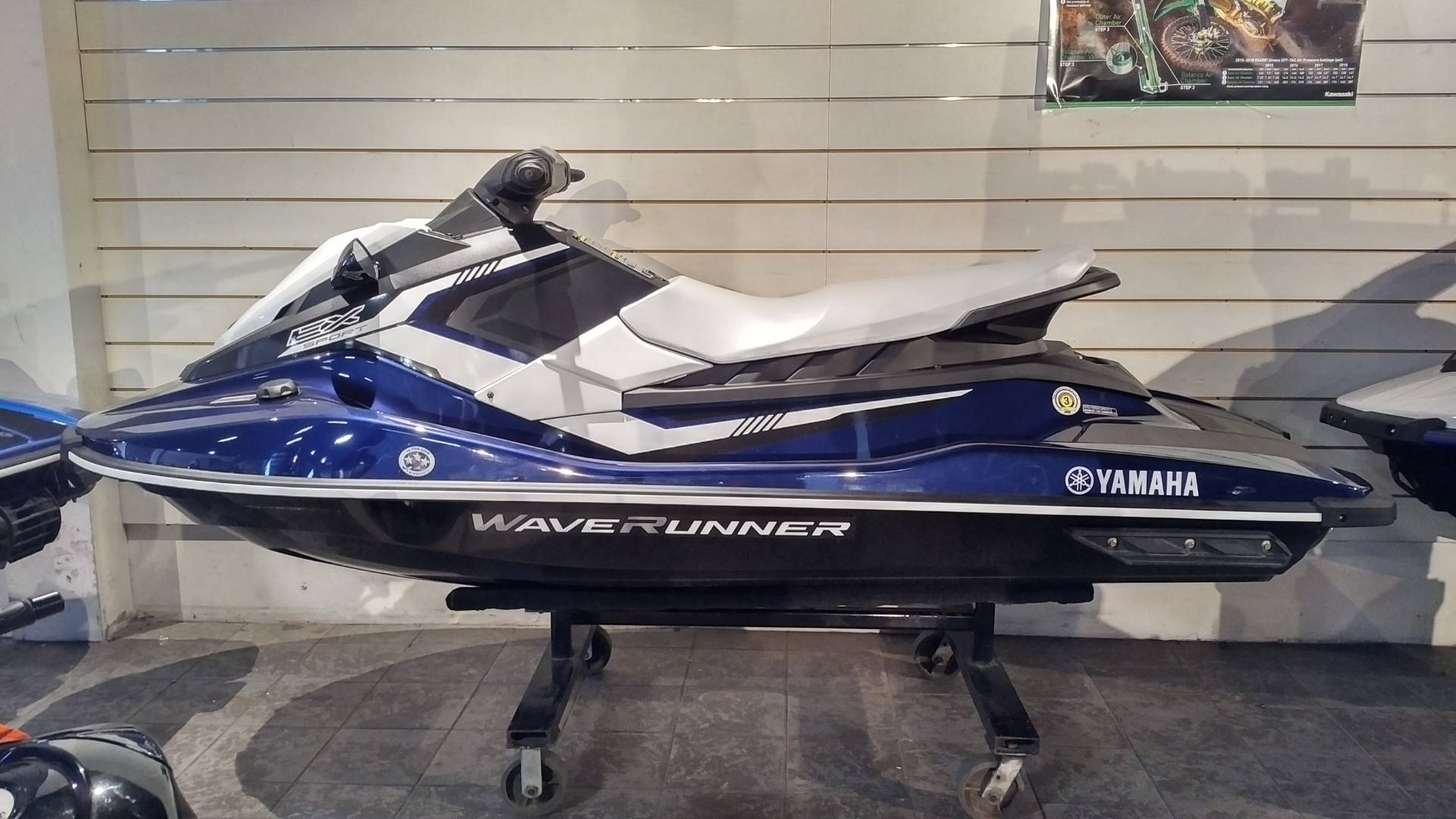 2018 Yamaha EX Sport for sale 129691
