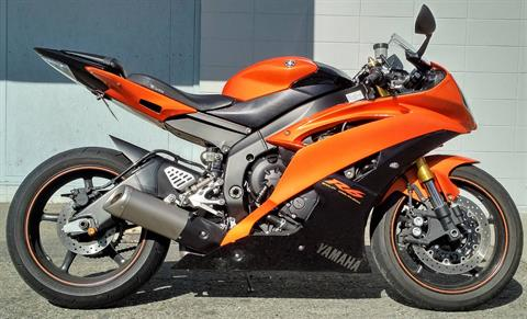 2009 Yamaha YZF-R6 in Salinas, California - Photo 12