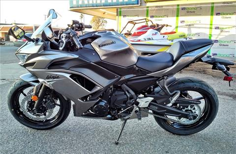 2021 Kawasaki Ninja 650 in Salinas, California - Photo 3