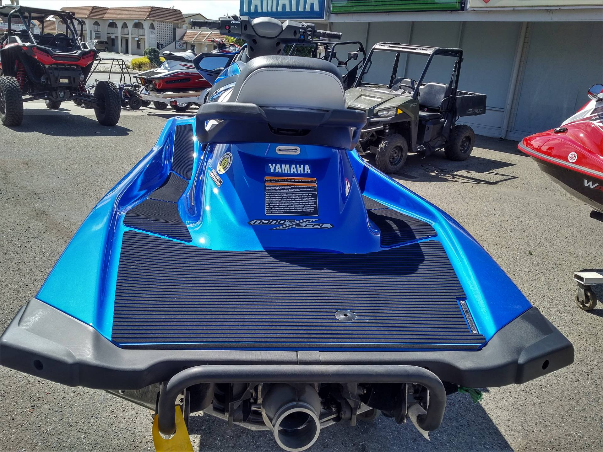 2019 Yamaha VX Cruiser in Salinas, California - Photo 8