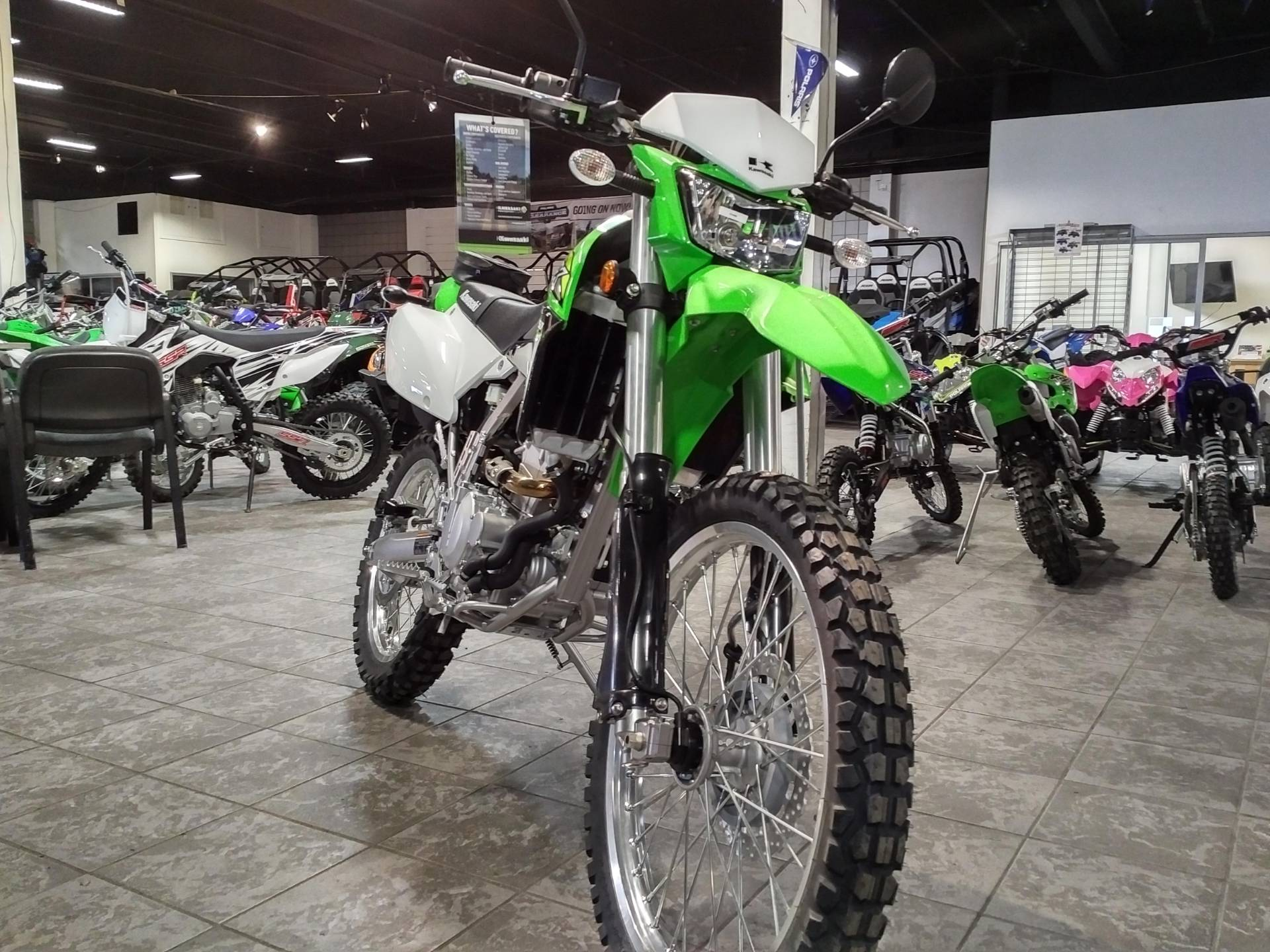 2018 Kawasaki KLX 250 in Salinas, California
