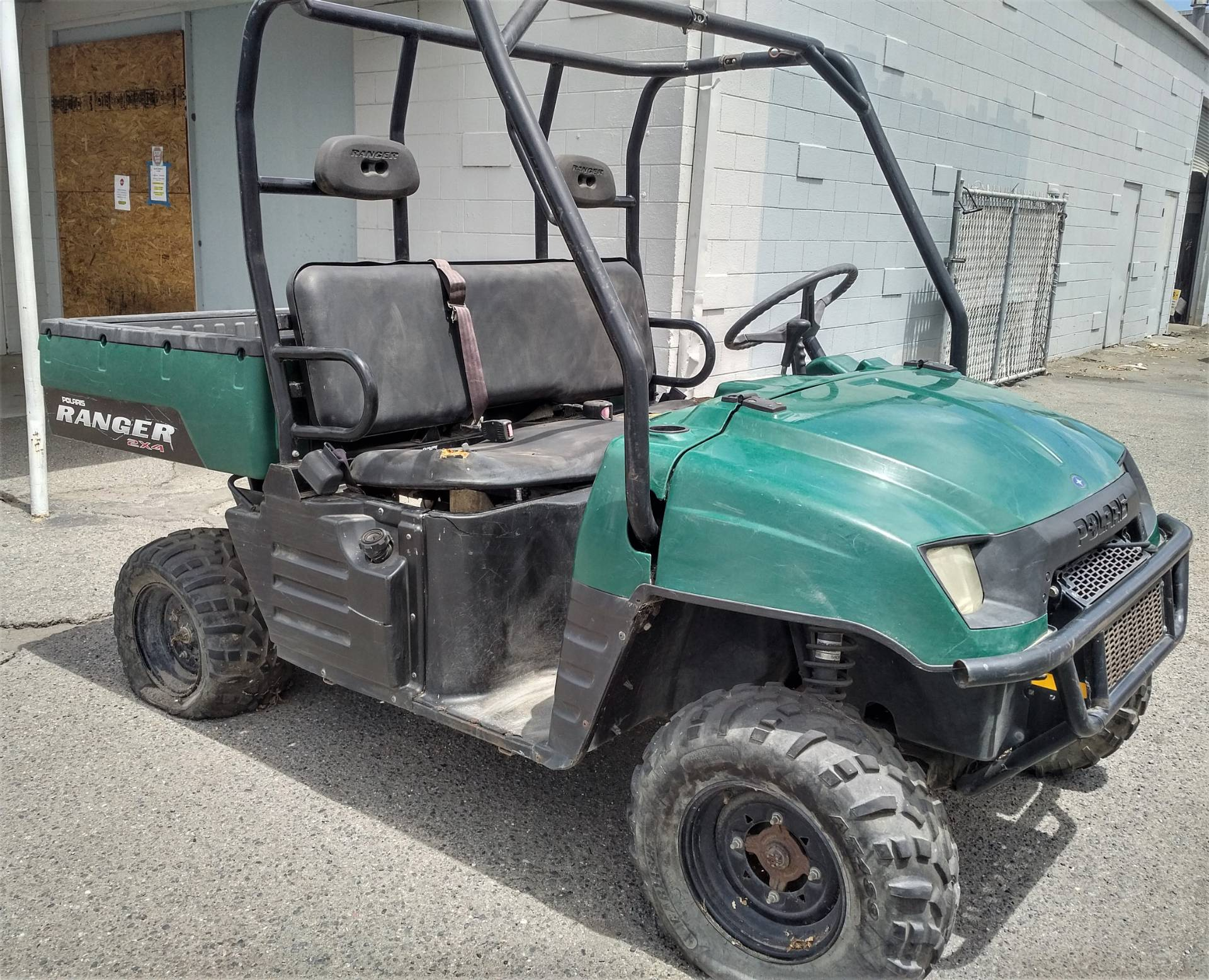 2009 Polaris Ranger™ 2x4 in Salinas, California - Photo 8