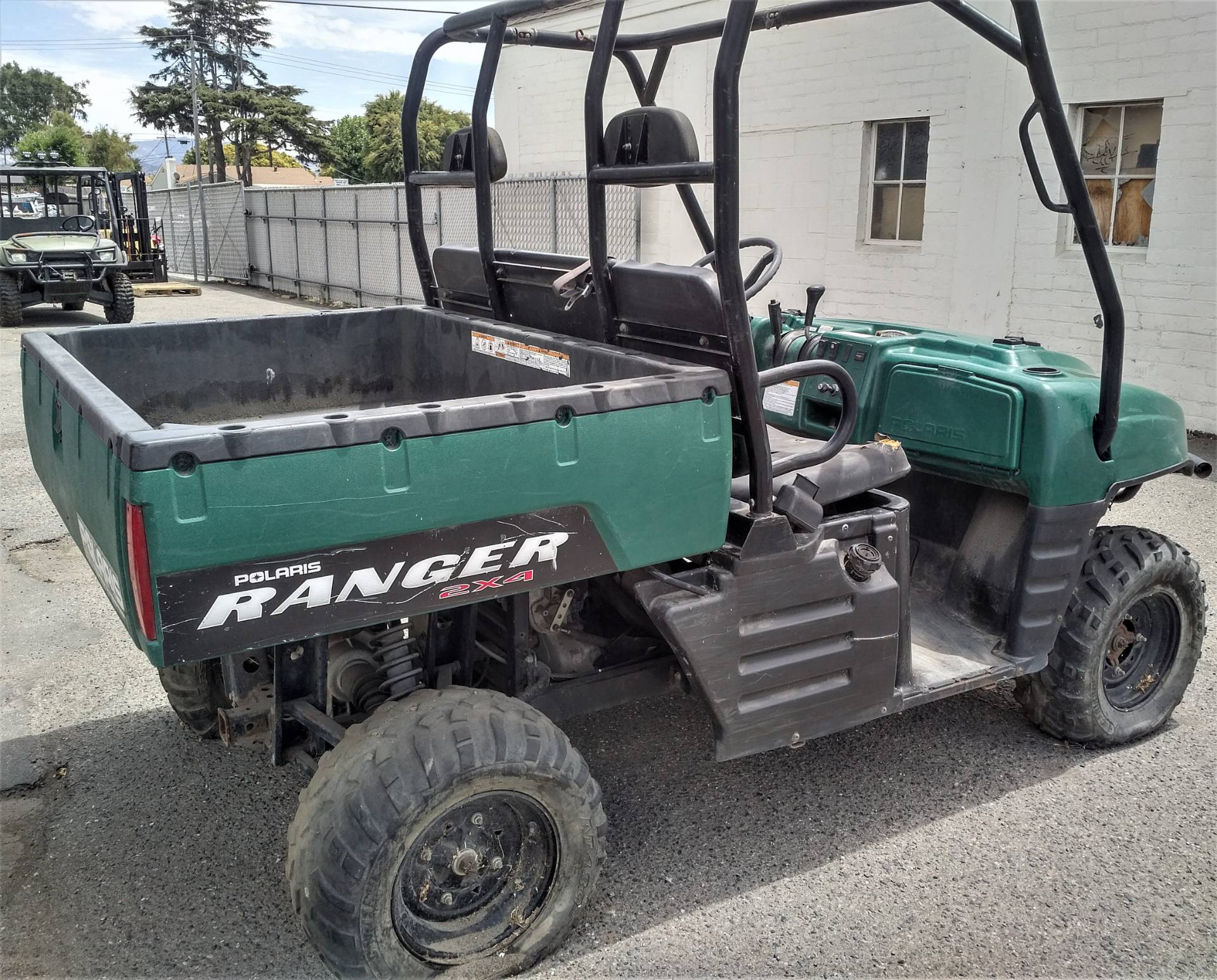 2009 Polaris Ranger™ 2x4 in Salinas, California - Photo 11