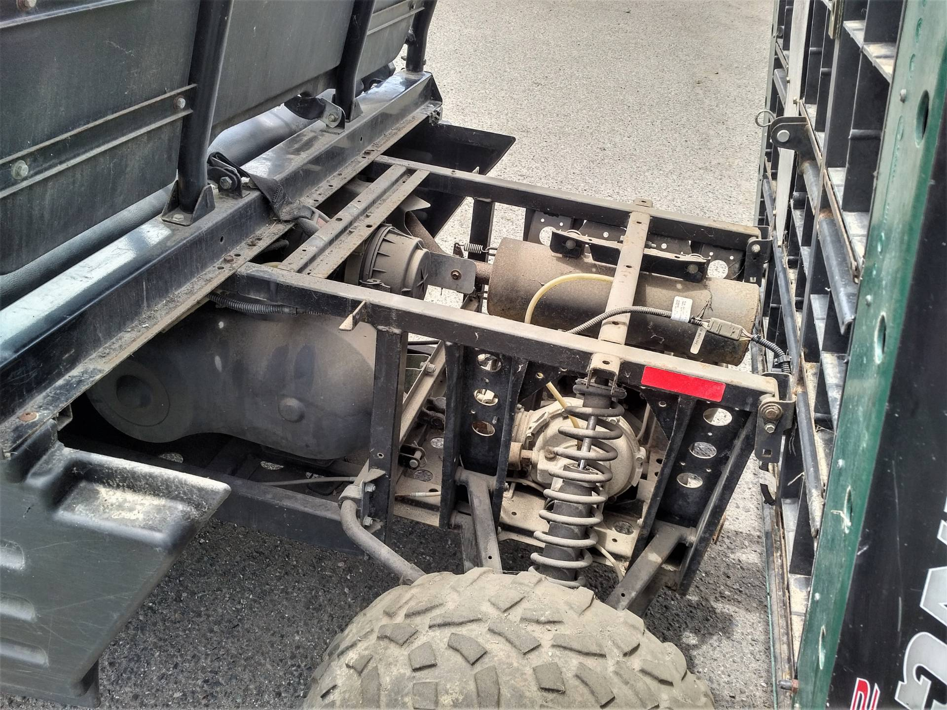 2009 Polaris Ranger™ 2x4 in Salinas, California - Photo 16