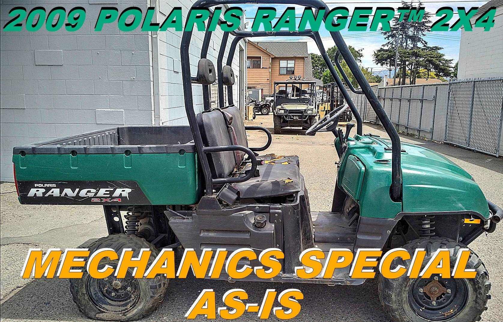 2009 Polaris Ranger™ 2x4 in Salinas, California - Photo 1