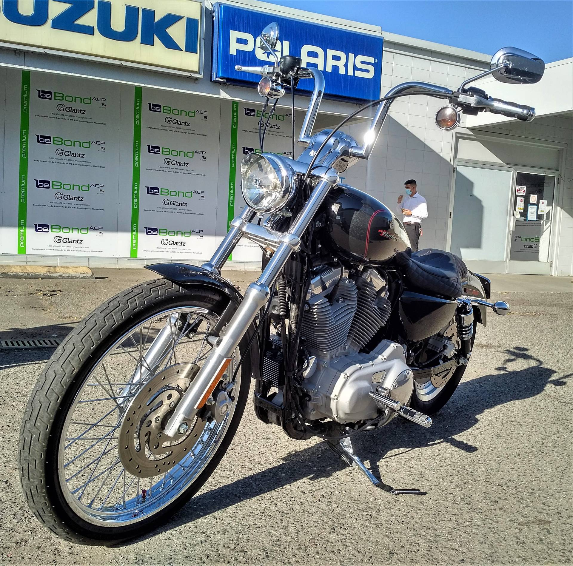 2007 Harley-Davidson XL 883C Sportster® in Salinas, California - Photo 6