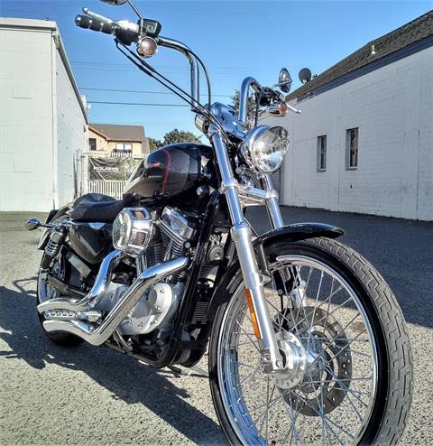 2007 Harley-Davidson XL 883C Sportster® in Salinas, California - Photo 4